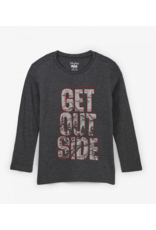 Hatley Hatley | Outside Long Sleeve Tee