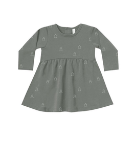 Quincy Mae | Fleece Pine Dress