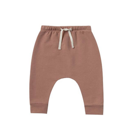 Quincy Mae | Organic Fleece Sweatpant in Clay