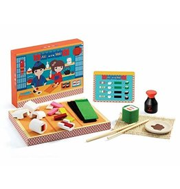 Djeco Djeco | Aki and Maki Make Sushi Set