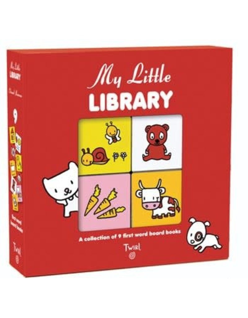 My Little Library | Board Book Set