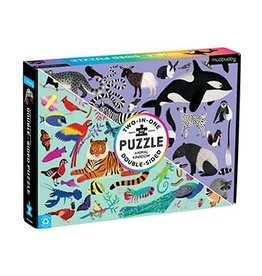 Two In One Puzzle | Animal Kingdom