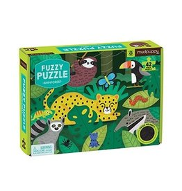 Fuzzy Puzzle | Rainforest