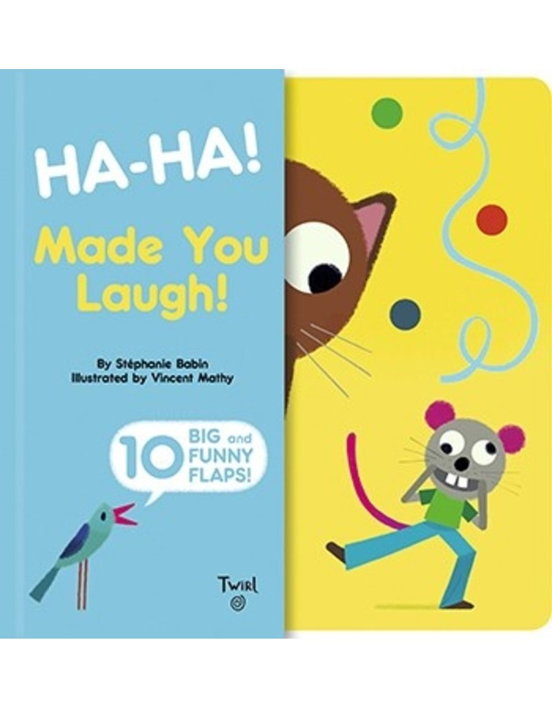 Ha-Ha Made You Laugh