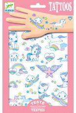 Djeco Djeco | Unicorns Tattoos