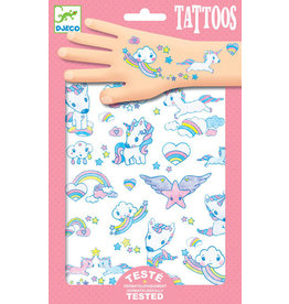 Djeco Djeco | Unicorns Tattoos