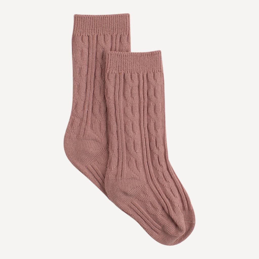 Organic Knee High Socks