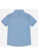 Mayoral Mayoral | Slim Fit Denim Shirt
