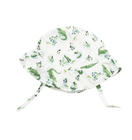 Angel Dear Angel Dear | Gators Muslin Sun Hat