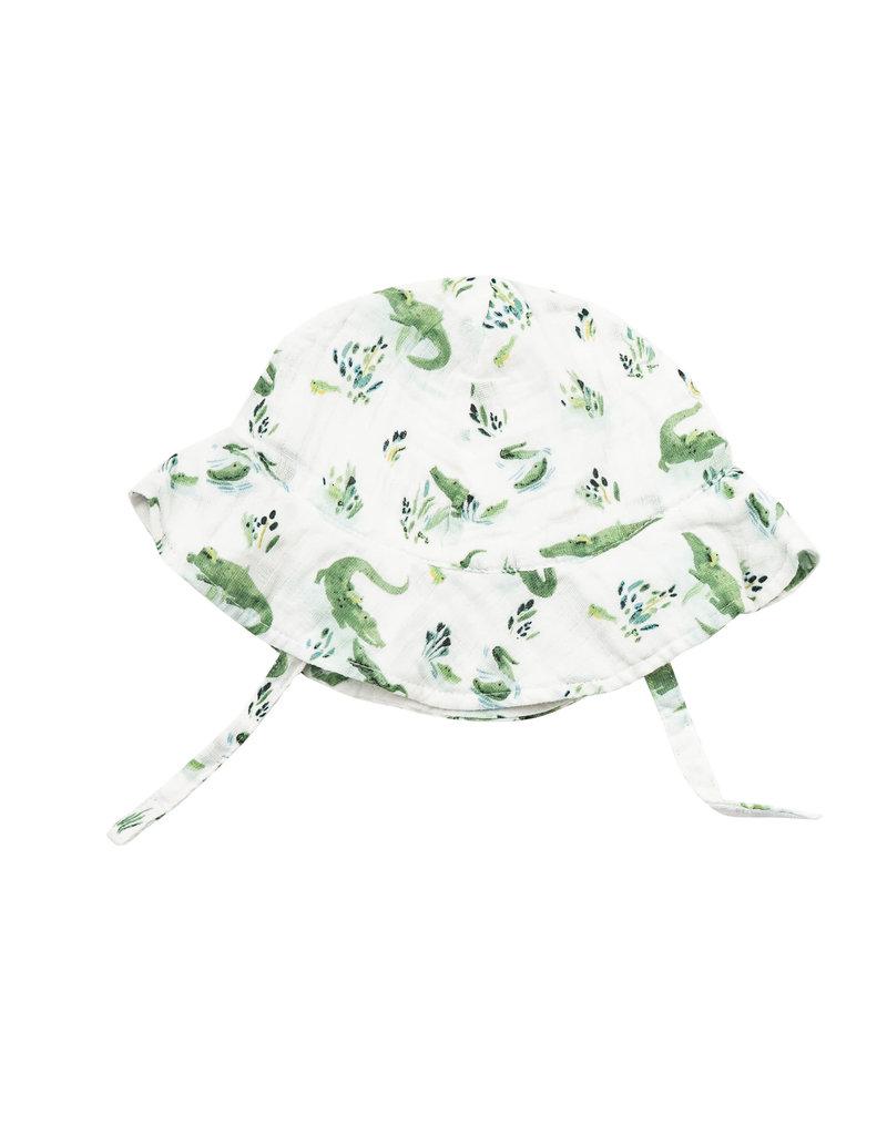 Angel Dear Angel Dear | Gators Muslin Sun Hat