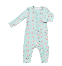 Angel Dear Angel Dear | Petit Rose Ruffle Coverall