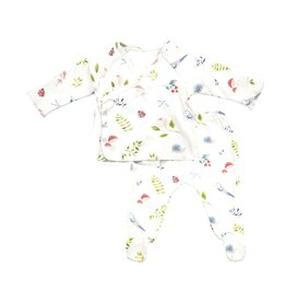 Angel Dear Angel Dear | Nature's Notebook Organic Newborn Set
