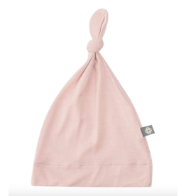 Kyte Baby Kyte Baby | Solid Knotted Cap in Blush