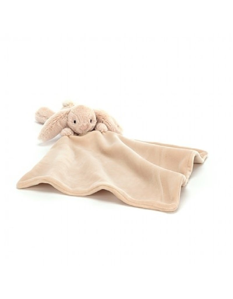JellyCat Jelly Cat  ShooShu Bunny Soother
