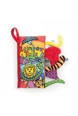 JellyCat JellyCat | Rainbow Tails Book