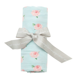 Angel Dear Angel Dear | Petite Rose Bamboo Jersey Swaddle