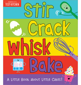 America's Test Kitchen | Stir Crack Whisk Bake