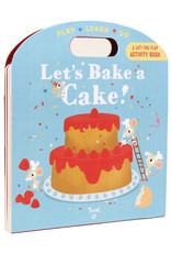 Let's Bake a Cake Lift the Flap Activity Book