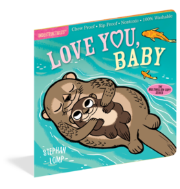 Workman Publishing Indestructibles | Love You, Baby