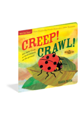 Workman Publishing Indestructibles | Creep! Crawl!