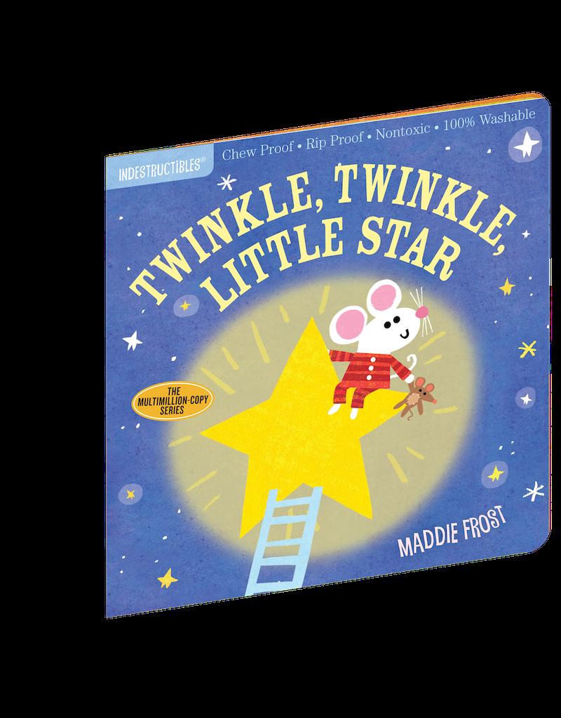 Workman Publishing Indestructibles Twinkle Little Star