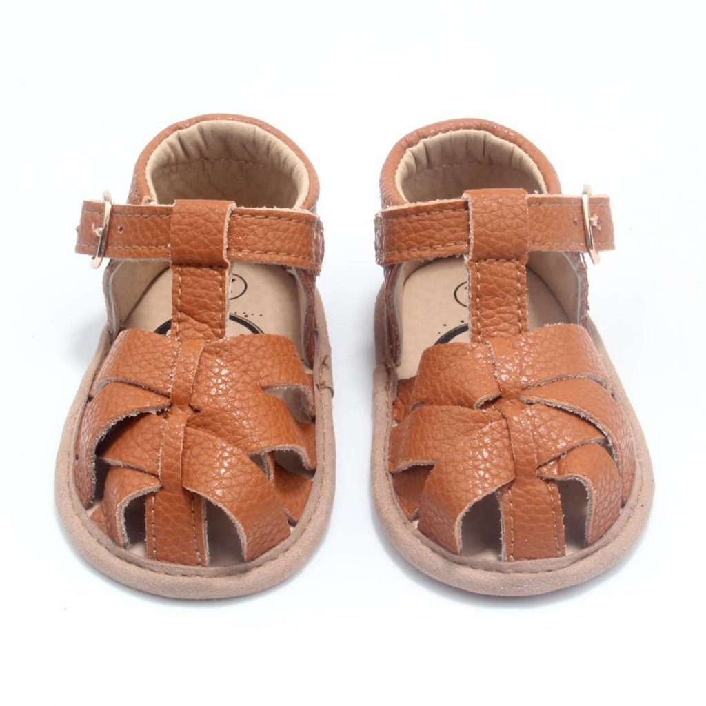 Little Love Bug Company   Closed Toe Sandal