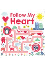Maze Book   Follow My Heart