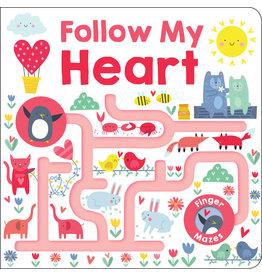 Maze Book | Follow My Heart