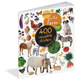 Workman Publishing Eyelike Farms Sticker Book