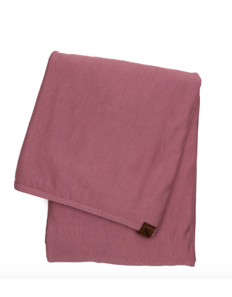 Papillon Bébé Papillon Bébé | Knit Swaddle in Rose