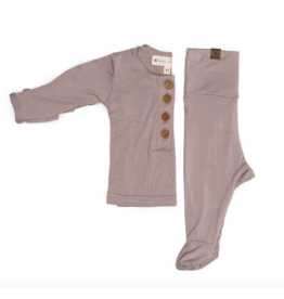 Papillon Bébé Papillon Bébé | Top & Pant Set in Fawn