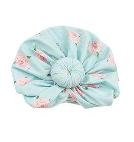 Angel Dear Angel Dear | Norma Headwrap in Petite Rose