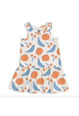Winter Water Factory Winter Water Factory | Valencia Dress in Yummy Fruit