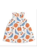 Winter Water Factory Winter Water Factory | Olso Baby Dress in Yummy Fruit