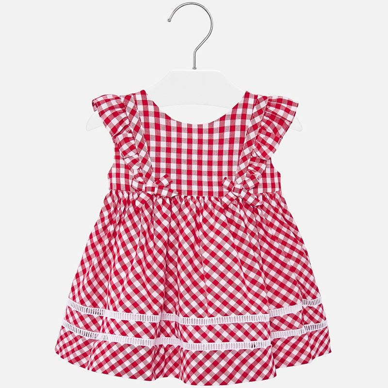 Mayoral Mayoral | Plaid Picnic Dress