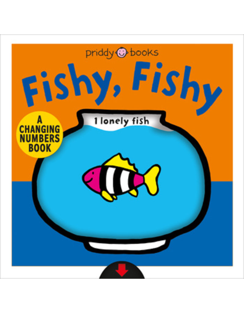 Changing Picture Book: Fishy, Fishy