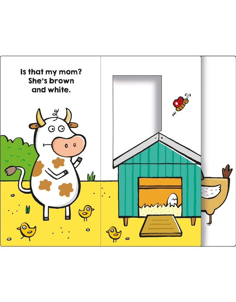 Barnyard Bottoms Board Book