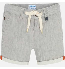 Mayoral Mayoral | Railroad Stripe Shorts