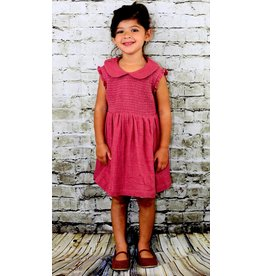 Ren & Rouge Ren & Rouge| Primrose Smocked Dress