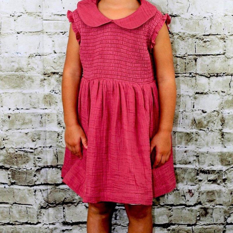 Ren & Rouge Ren & Rouge  Primrose Smocked Dress