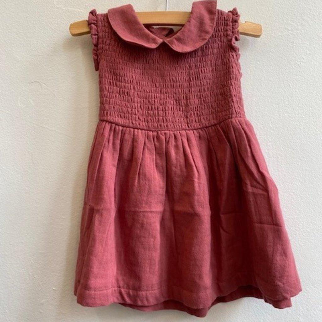 Ren & Rouge| Primrose Smocked Dress