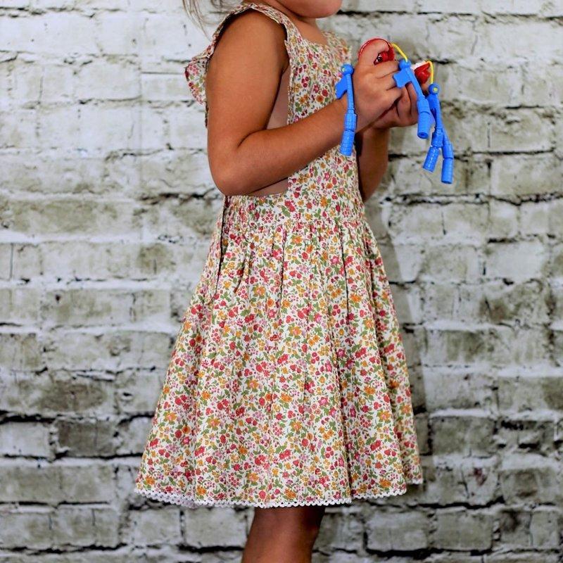 Ren & Rouge Ren & Rouge | Floral Skirt Dress