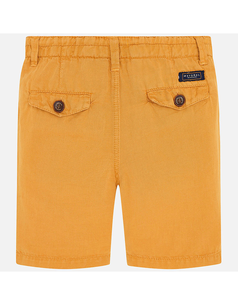 Mayoral Mayoral | Linen Camp Shorts