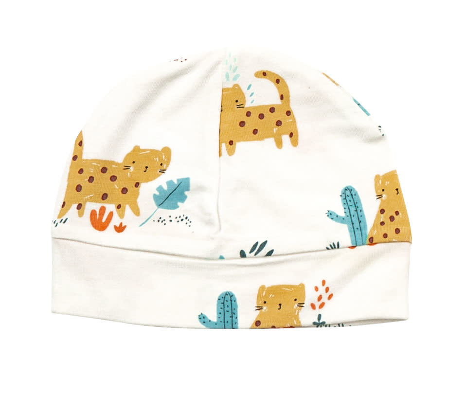 Angel Dear Angel Dear | Cheetah Beanie Hat