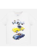 Mayoral Mayoral | Car Print Baby Tee