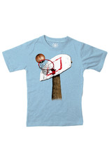 Wes & Willy Wes & Willy | Basket Ball Hoop Baby Tee