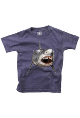 Wes & Willy Wes & Willy |Shark Smile Tee