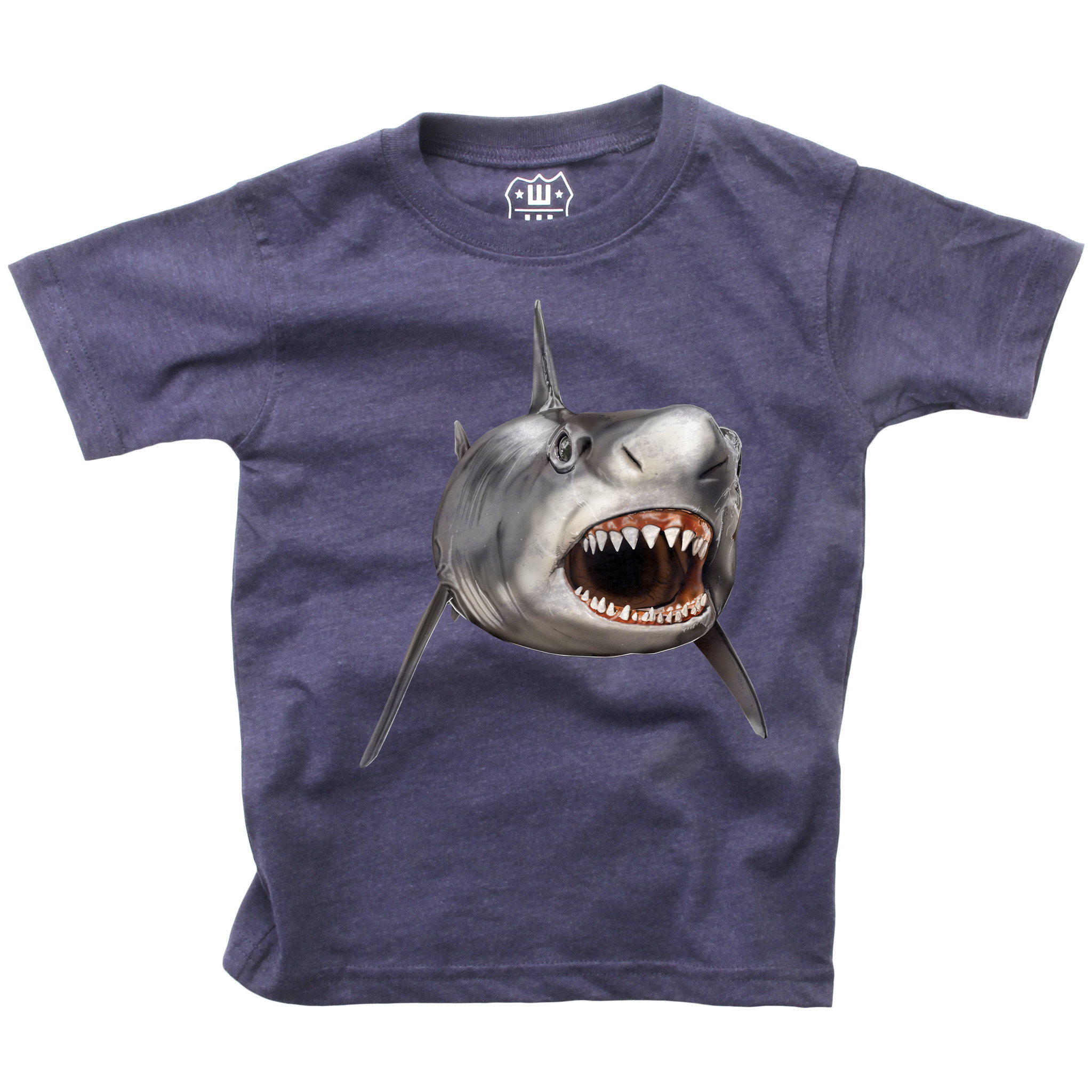 Wes & Willy Wes & Willy | Shark Smile Tee