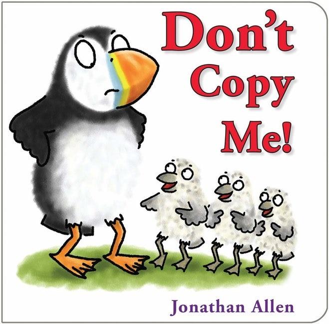 Don't Copy Me