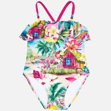 Mayoral Mayoral   Tropical Beach Swimsuit